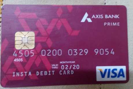 Axis bank complaints colourmoves