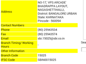 dineying to open account