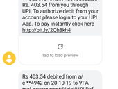 Ticket not booked , Money deducted from account